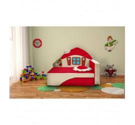 Детский диван Домик П