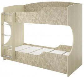 Кровать 2х ярусная Дженни СТЛ.127.15-01