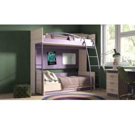 Двухъярусная кровать Индиго ГН-145.004