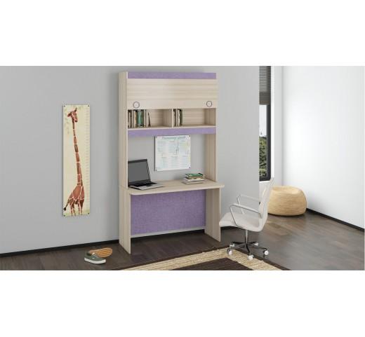 Письменный стол с надстройкой Индиго ГН-145.010