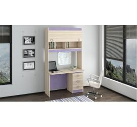 Письменный стол с надстройкой Индиго ГН-145.012