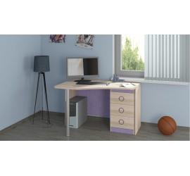 Письменный угловой стол Индиго ГН-145.015