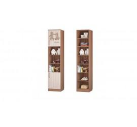 Шкаф для книг с 2-мя дверками Вояж