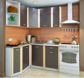 Кухонный гарнитур Бланка СТЛ.123.00 левый Венге