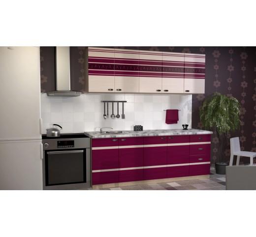 Кухонный гарнитур Бордо 1,6