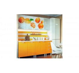 Кухонный гарнитур Апельсины 1800