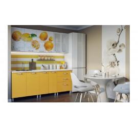 Кухонный гарнитур Апельсины 2000