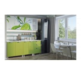 Кухонный гарнитур Лайм 1800