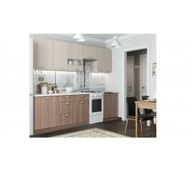 Кухонный гарнитур Розалия 2100 Ясень Шимо