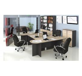 Набор офисной мебели Успех-2 ГН-184.003