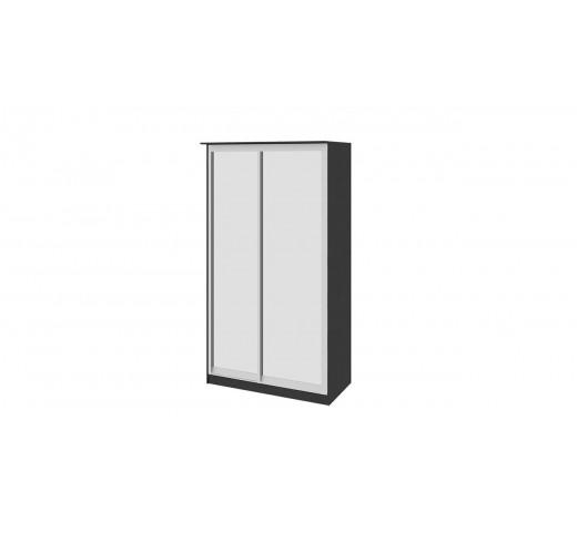 Зеркальный шкаф-купе Стэн СМ-140.01.007 Венге