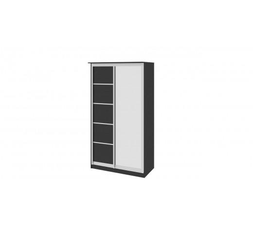 Зеркальный шкаф-купе Стэн СМ-140.01.002 Венге