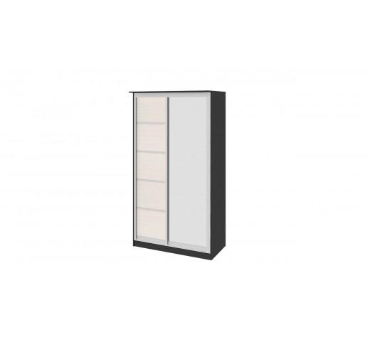 Зеркальный шкаф-купе Стэн СМ-140.01.002 Венге-Дуб Белфорт