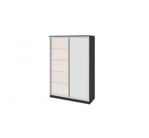 Зеркальный шкаф-купе Стэн СМ-140.02.002 Венге-Дуб Белфорт