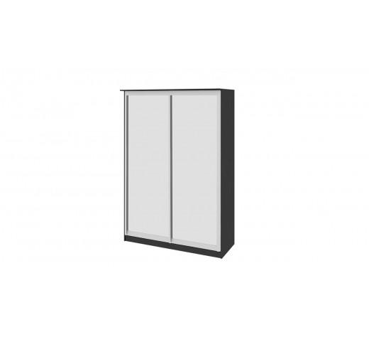 Зеркальный шкаф-купе Стэн СМ-140.02.007 Венге