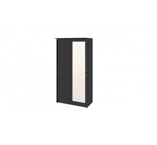 Зеркальный шкаф-купе Стэн Лайт СМ-140.09.002 Венге Цаво