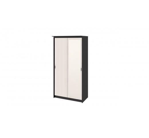 Зеркальный шкаф-купе Стэн Лайт СМ-140.09.002 Венге Цаво-Дуб Белфорт