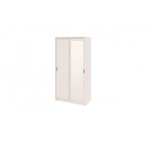 Зеркальный шкаф-купе Стэн Лайт СМ-140.09.002 Дуб Белфорт