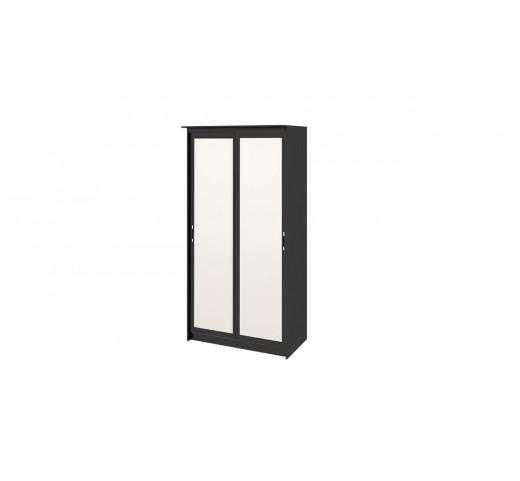 Зеркальный шкаф-купе Стэн Лайт СМ-140.09.005 Венге