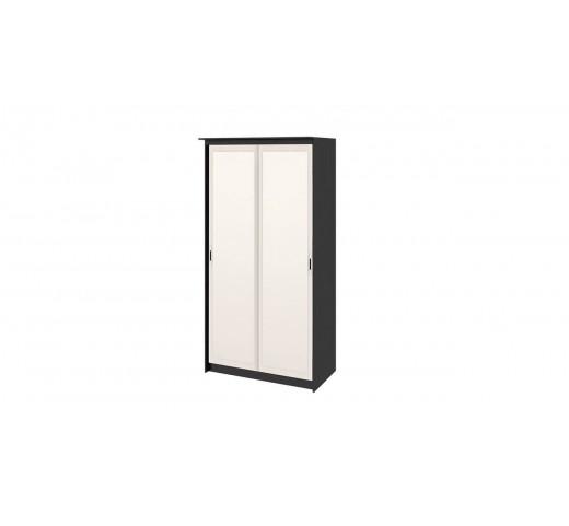 Зеркальный шкаф-купе Стэн Лайт СМ-140.09.005 Венге-Дуб Белфорт