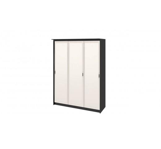 Зеркальный шкаф-купе Стэн Лайт 140.10 Венге - Дуб Белфорт