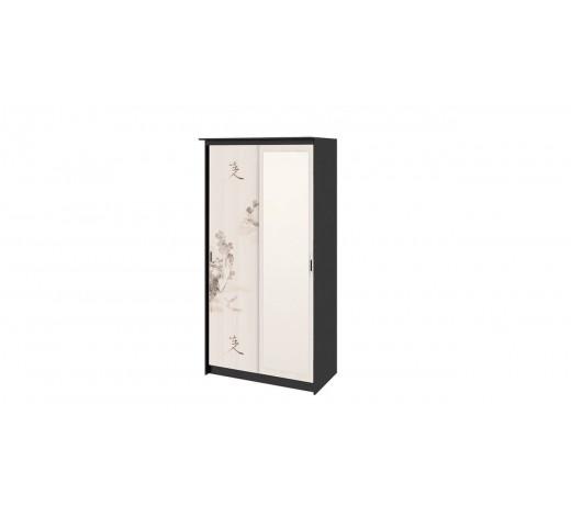 Зеркальный шкаф-купе Стэн Лайт Восток СМ-140.09.004 Венге-Дуб Белфорт