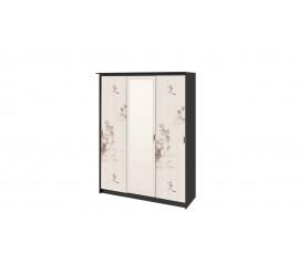 Зеркальный шкаф-купе Стэн Лайт Восток СМ-140.10.004 Венге-Дуб Белфорт