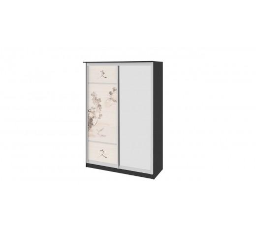 Зеркальный шкаф-купе Стэн Восток СМ-140.02.006 Венге-Дуб Белфорт