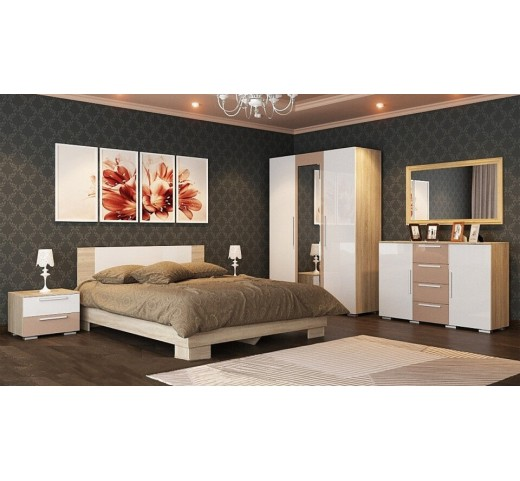 Спальня Лагуна 2 МДФ