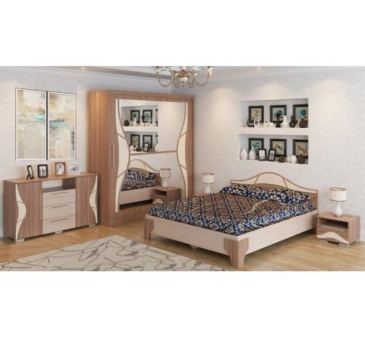 Спальня Лагуна 5 Ясень Шимо