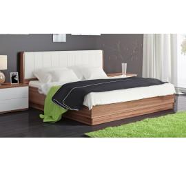 Двуспальная кровать с п/м Рио
