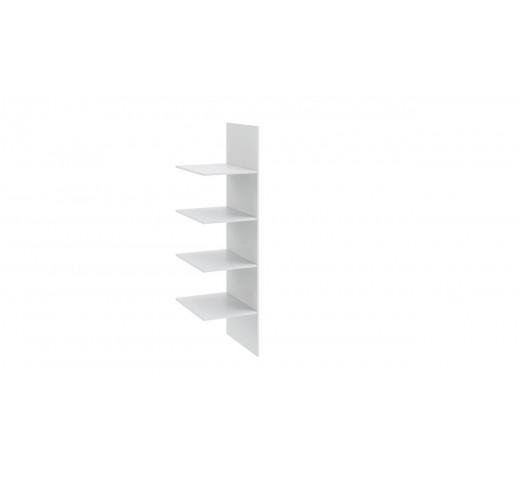 Комплект полок с перегородкой Ривьера ТД-241.07.02-01