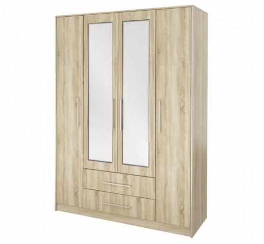 Шкаф Сиеста 4х дверный СТЛ.138.01