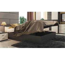 Двуспальная кровать с п/м Сити