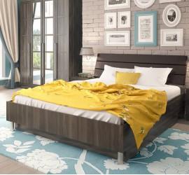 Кровать Соренто с изголовьем и подъёмным механизмом